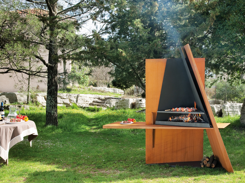 barbecue design Mikadofocus