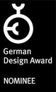 nomination au German Design award pour le poele Grappus