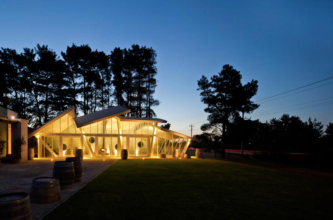 Leura Park Estate Winery Pavilion Focus