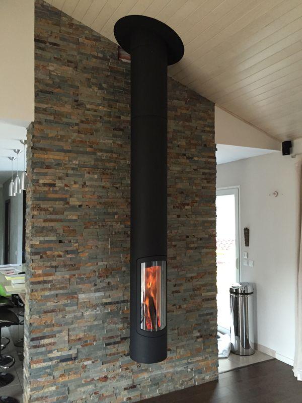 Open Fireplace Design