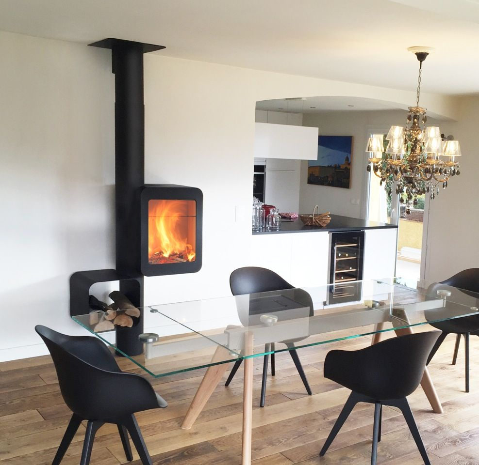 High Performance Contemporary Stove Grus