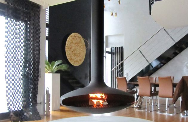 Suspended Fireplace Price. Gallery Of Wall Mounted Designer ...