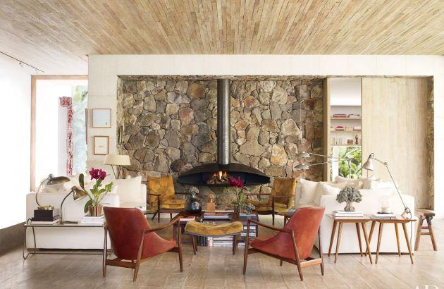 contemporary designer fireplace Antéfocus