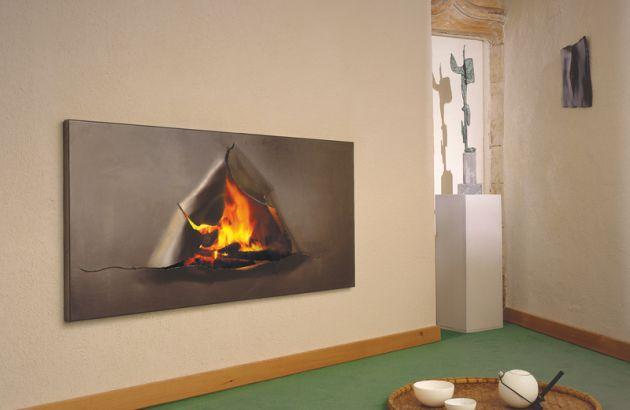 designer fireplace Omegafocus