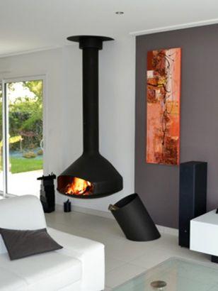 contemporary designer fireplace Paxfocus