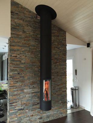 designer fireplace Slimfocus
