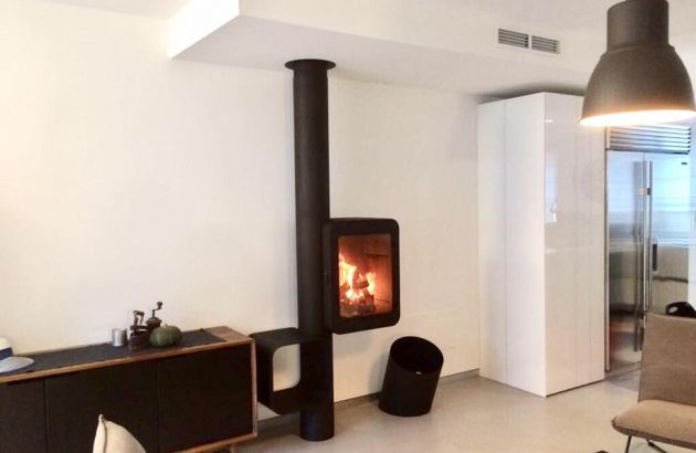 high-performance contemporary stove Grappus