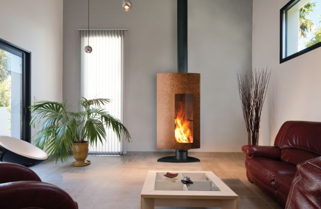pivoting contemporary stove Stofocus
