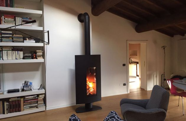 pivoting contemporary stove Stofocus