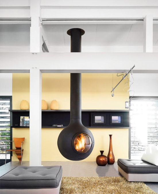 Contemporary stoves | Focus