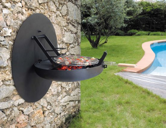 Barbecue Fire Pits Focus